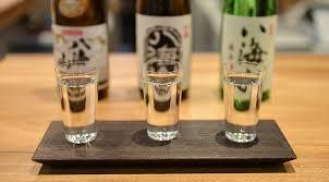 Sake Types Chart Sake Japanese Rice Wine