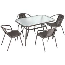dining table chairs set outdoor