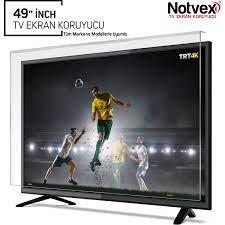 Notvex 49 İnç 124 Ekran Tv Ekran Koruyucu Fiyatı