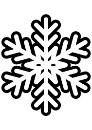Small Picture Free snowflake coloring pages for kids ColoringStar