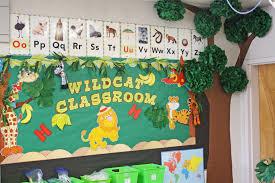 Jungle Theme Decorations Classroom Jungle Reading Corner