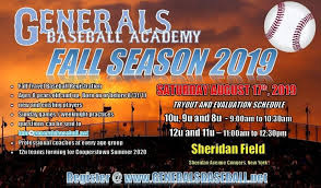 Generals Baseball Club