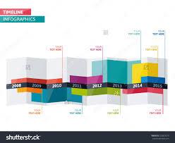 Resume Infographic Template Timeline Infographic Vector CV resume business presentation 74
