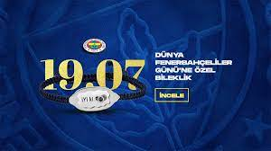 """19.07 """"İyi ki Fenerbahçe!"""" Bilekliği Fenerium'da! - Fenerbahçe Spor Kulübü"""