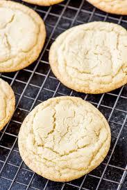 soft and chewy sugar cookie recipe.  Sugar Soft And Chewy Sugar Cookie Recipe Intended And