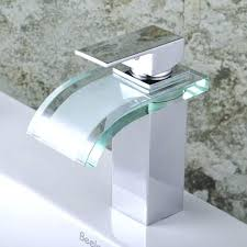 bathtub waterfall faucet image of stylish bathtub waterfall faucet waterfall bath faucet brushed nickel bathtub waterfall