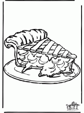 Small Picture Apple Pie Coloring Sheet Create A Printout Or Activity