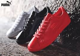 puma basket classic patent leather