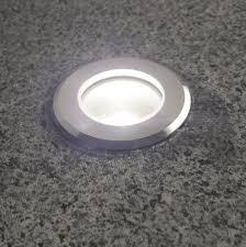 Mini Round Led Lights Round Plastic 0 5 Watt Mini Led Step Lights 4200 2600k