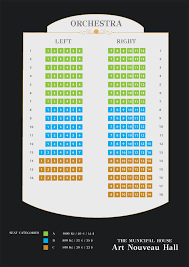 Hybernia Theatre Seating Chart The Four Seasons Gypsy Airs Op 20 27 03 2019 18 00
