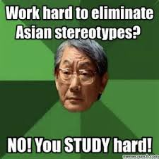 Asian stereotypes in the media