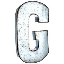 galvanized metal letter wall decor g mirrored letters bedroom mirrored wall in bedroom background tiles contemporary letters