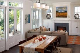 Dining Room Corner Decorating Ideas SpaceSaving Solutions Gorgeous Living Room And Dining Room Decorating Ideas Creative