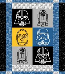 Star Wars Character Quilt Kit - Star Wars Quilt | JOANN & Star Wars™ Character Quilt Kit Adamdwight.com