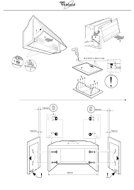 User Manual Whirlpool Akr 885 5 Pages