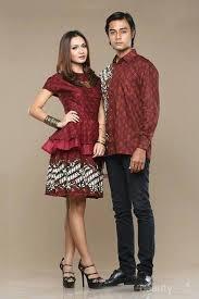 Model baju batik couple dan kebaya terbaru 2020/2021 buat pesta kondangan wisuda pertunangan baju batik couple kebaya. Tak Perlu Pusing Pilih Baju Kondangan Cek Inspirasi Baju Couple Ini Yuk