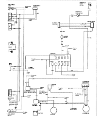 wiring diagrams 59 60 64 88 el camino central forum chevrolet 1964 2