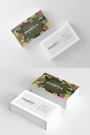 Free Personal Cards 043 Template Ideas Watercolor Creative Business Card