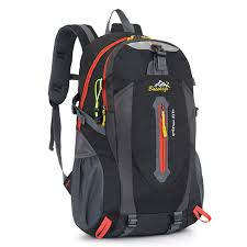 <b>Travel Climbing Backpacks Men Travel</b> Bags Waterproof 40L Hiking ...