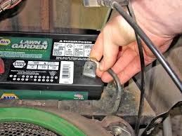 John Deere Tractor Batteries It Is A Good Idea To Replace