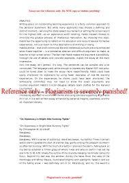 harvard essay example resume template harvard essay example