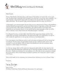 Disney Cover Letter Resume Examples Templates Best Sample Ideas Walt