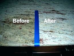 how to remove water stains from granite countertops remove hard water stains from granite how to