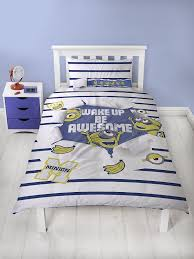 deable me awesome single duvet cover set front