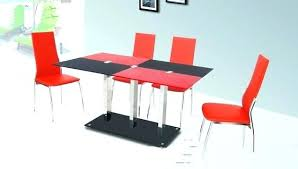 Red dining table set Dining Chairs Red Dining Table Black And Red Dining Table Set Genesis Modern Black Red Glass Table Colombiatravelinfo Red Dining Table Black And Red Dining Table Set Genesis Modern Black