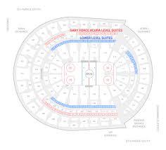 Bridgestone Seating Chart Bridgestone Arena Suite Rentals Suite Experience Group