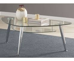phlox chrome coffee table 1stopbedrooms
