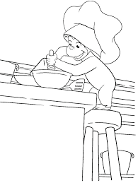 curious george coloring books bulk curious coloring book also curious having fun baking in the kitchen
