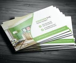 Interior Design Business Cards AkshayReddy Awesome Business Cards Interior Design
