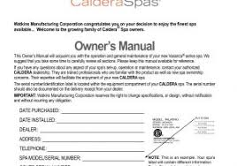 caldera spa wiring diagram caldera spa schematic wire center caldera spa wiring diagram 2017 vacanza series owner s manual 60hz pages 1 32 text