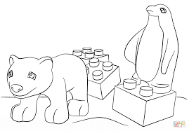 Small Picture Lego Friends Animals coloring page Free Printable Coloring Pages