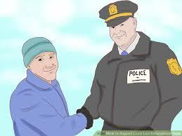 Image result for support law enforcement