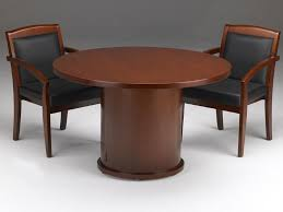 office table 7 foot round conference table round conference table 48 judgment day round