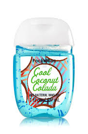 cool coconut colada pocketbac sanitizing hand gel soap sanitizer cool coconut colada pocketbac sanitizing hand gel soap sanitizer bath body works