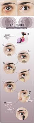 makeup under eye correction