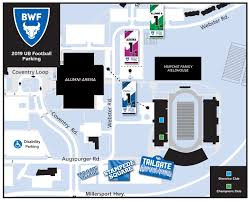 Football Game Day Benefits Blue White Fund
