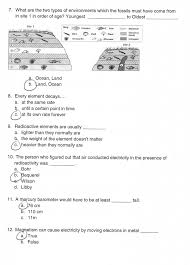 Science Worksheets 8th Grade - Switchconf