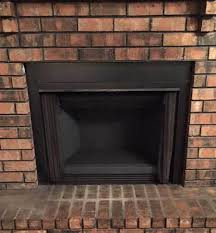 Swede Chimney Sweep Prefab Refractory Wall ReplacementFireplace Refractory Panels