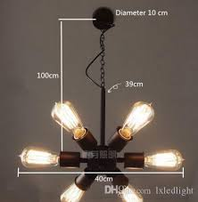 diy ceiling lighting. Brilliant Ceiling Lights And Chandeliers Vintage Industrial Diy Lamp Bell Glass Pendant Lighting