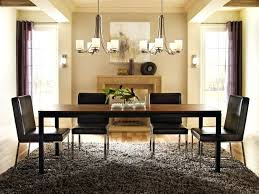 gorgeous dining room chandelier height dominated brown and peach l light fixture above table french small
