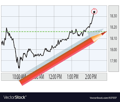 Stock Market Analysis Analysis Of Stock Market Royalty Free Vector Image 7