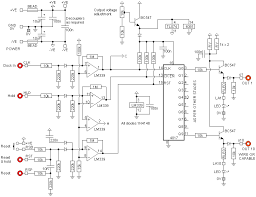 ken stone s modular synthesizer the schematic of the main part of the gate sequencer