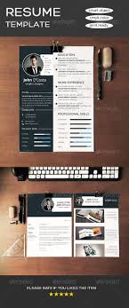 Simple Clean Resume Cv Cleanses Creative Curriculum And
