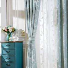 Teal Living Room Curtains Online Buy Wholesale Living Room Curtains Drapes From China Living