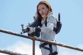 Black Widow review: Marvel thriller ...