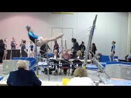 nicole fisher 2021 berks east gymnastics bars